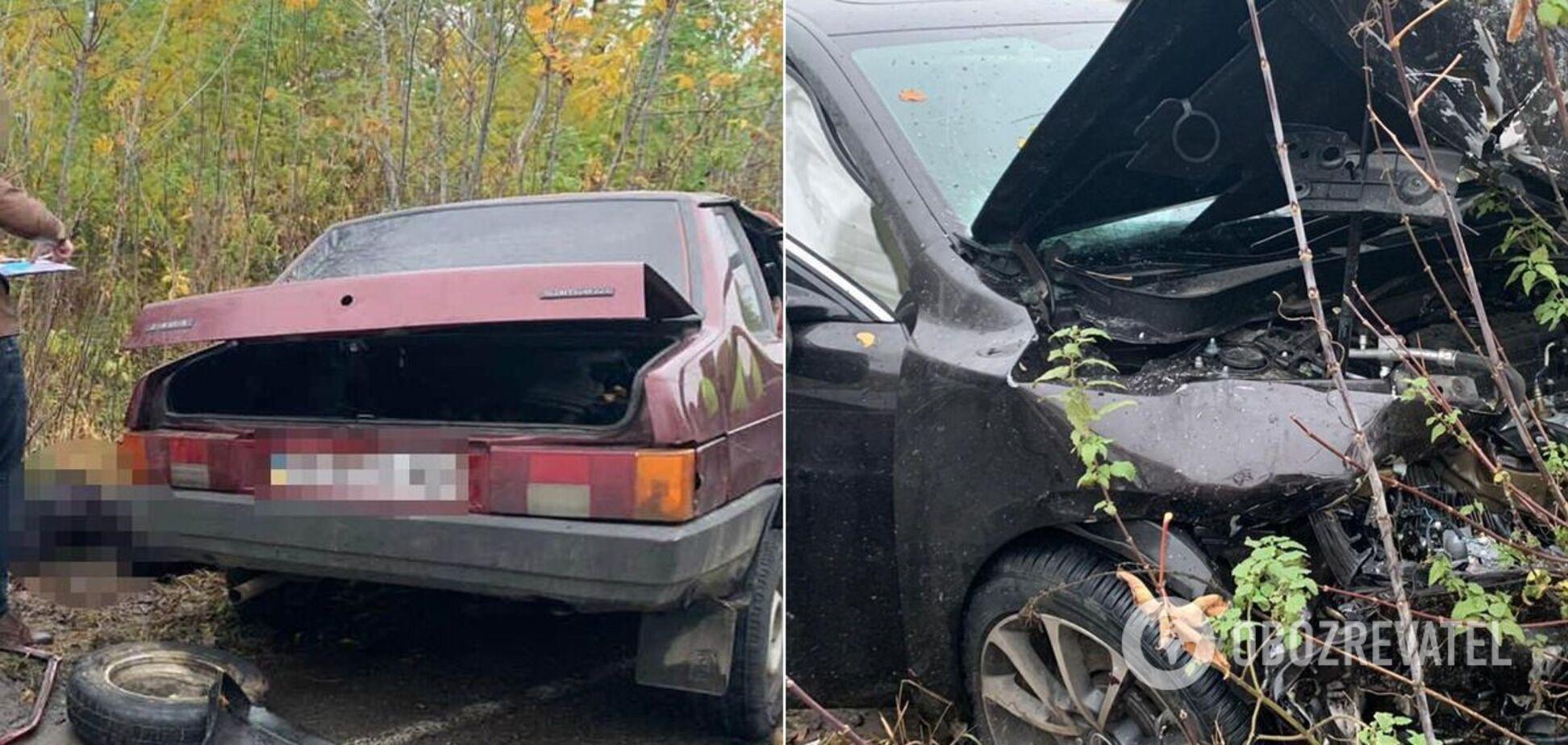 У ДТП на Чернігівщині загинуло двоє людей