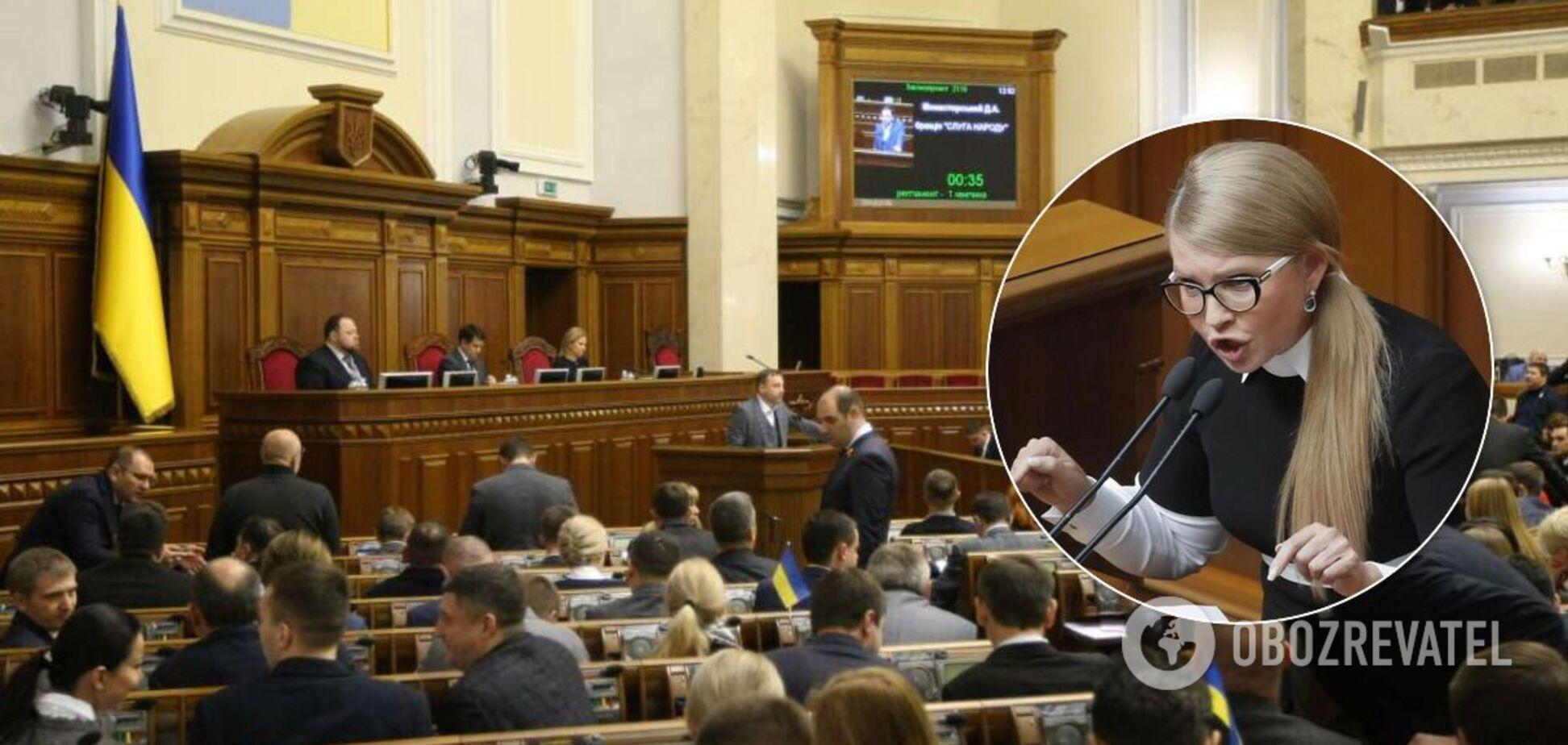 Лещенко заявил о сговоре Медведчука и Тимошенко