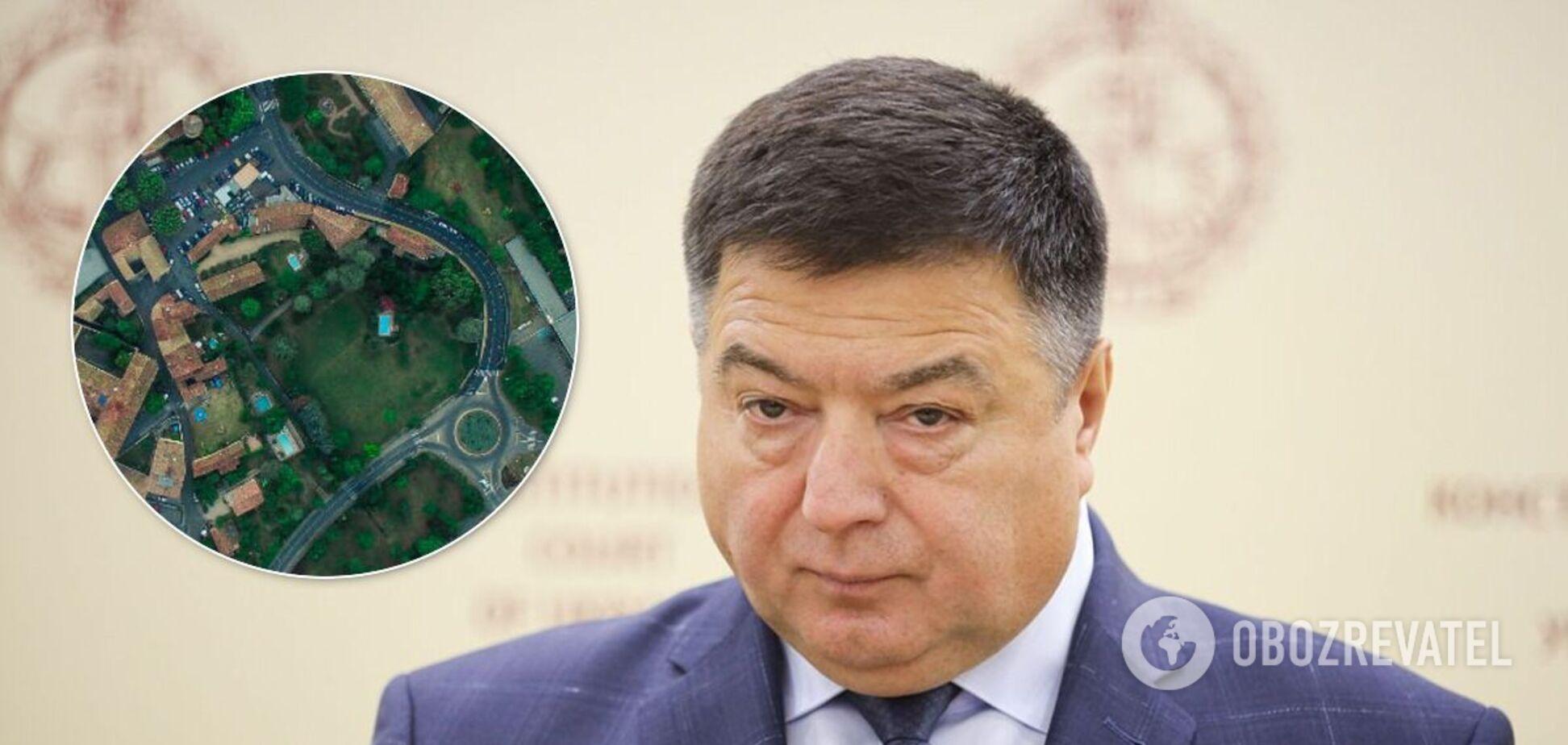 У тещи главы КСУ нашли землю под Киевом на миллионы гривен: чем еще владеет семья
