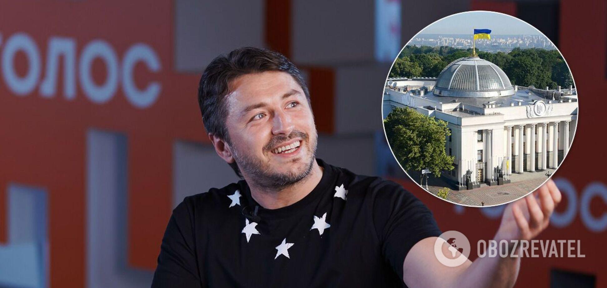 Сергій Притула балотуватиметься у ВРУ