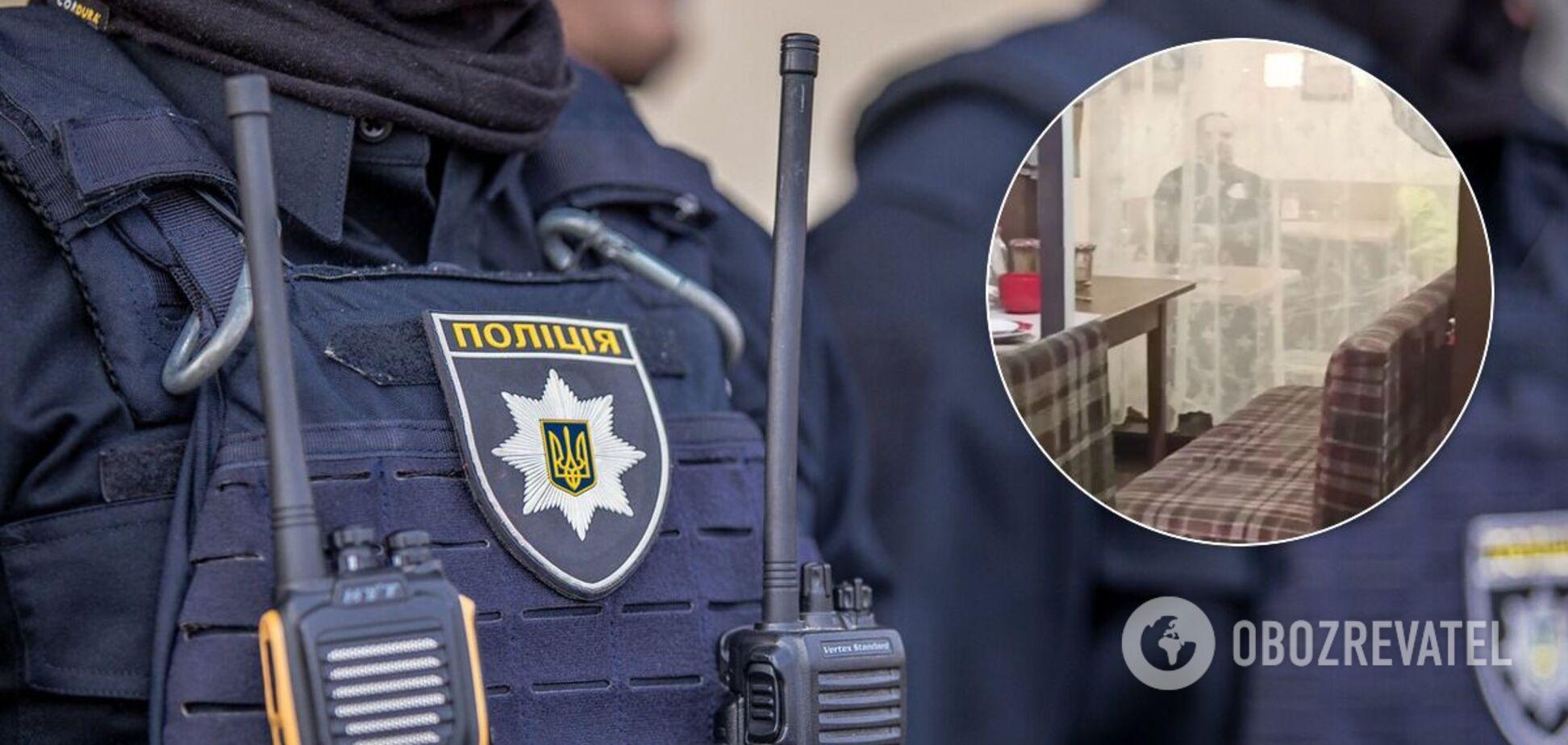 Правоохоронці затримали чоловіка, який погрожував підірвати кафе