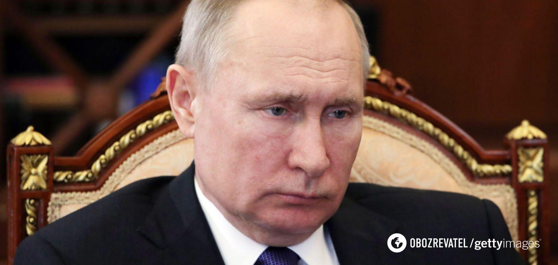 Я б на місці Путіна образився
