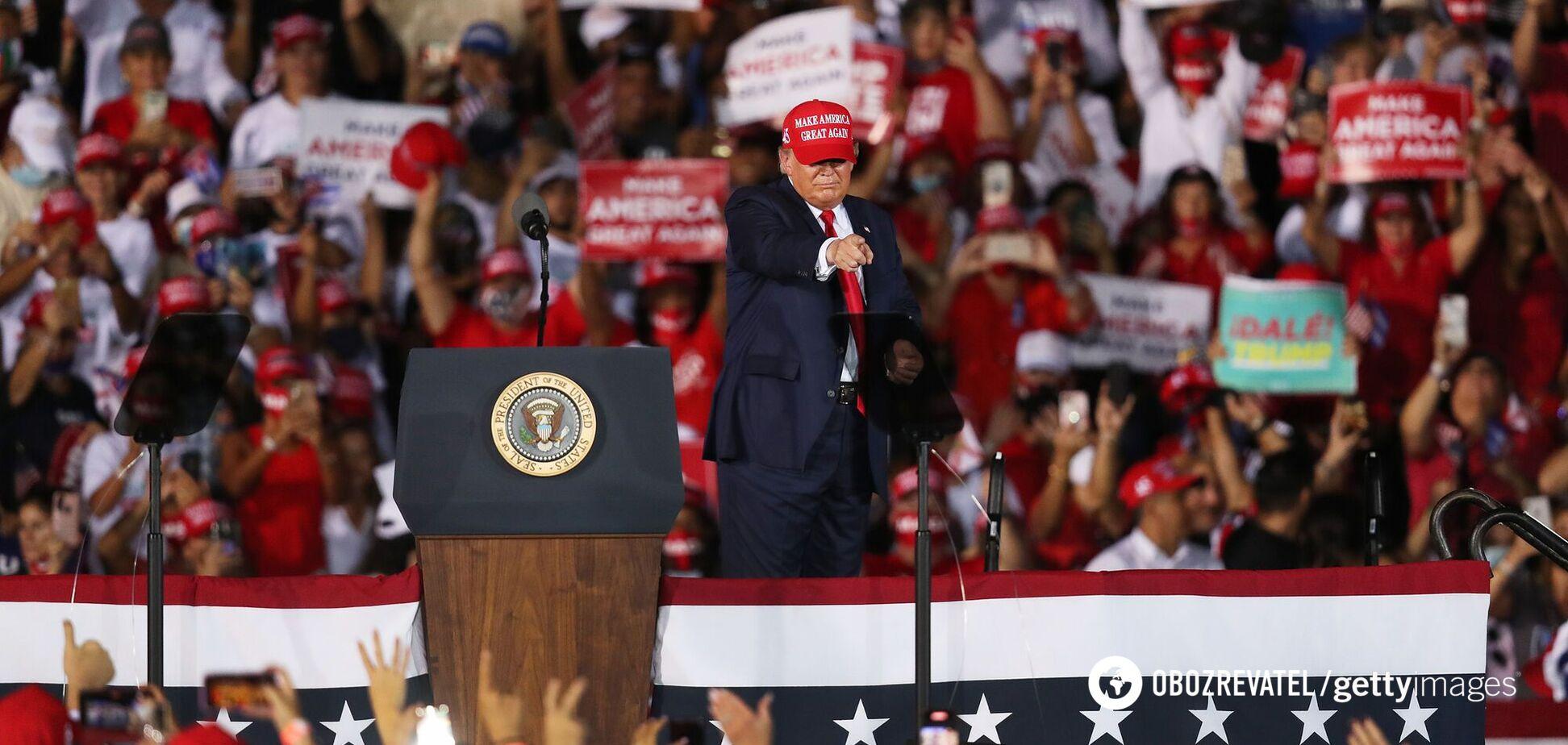 Выборы в США: российская пропаганда пророчит хаос