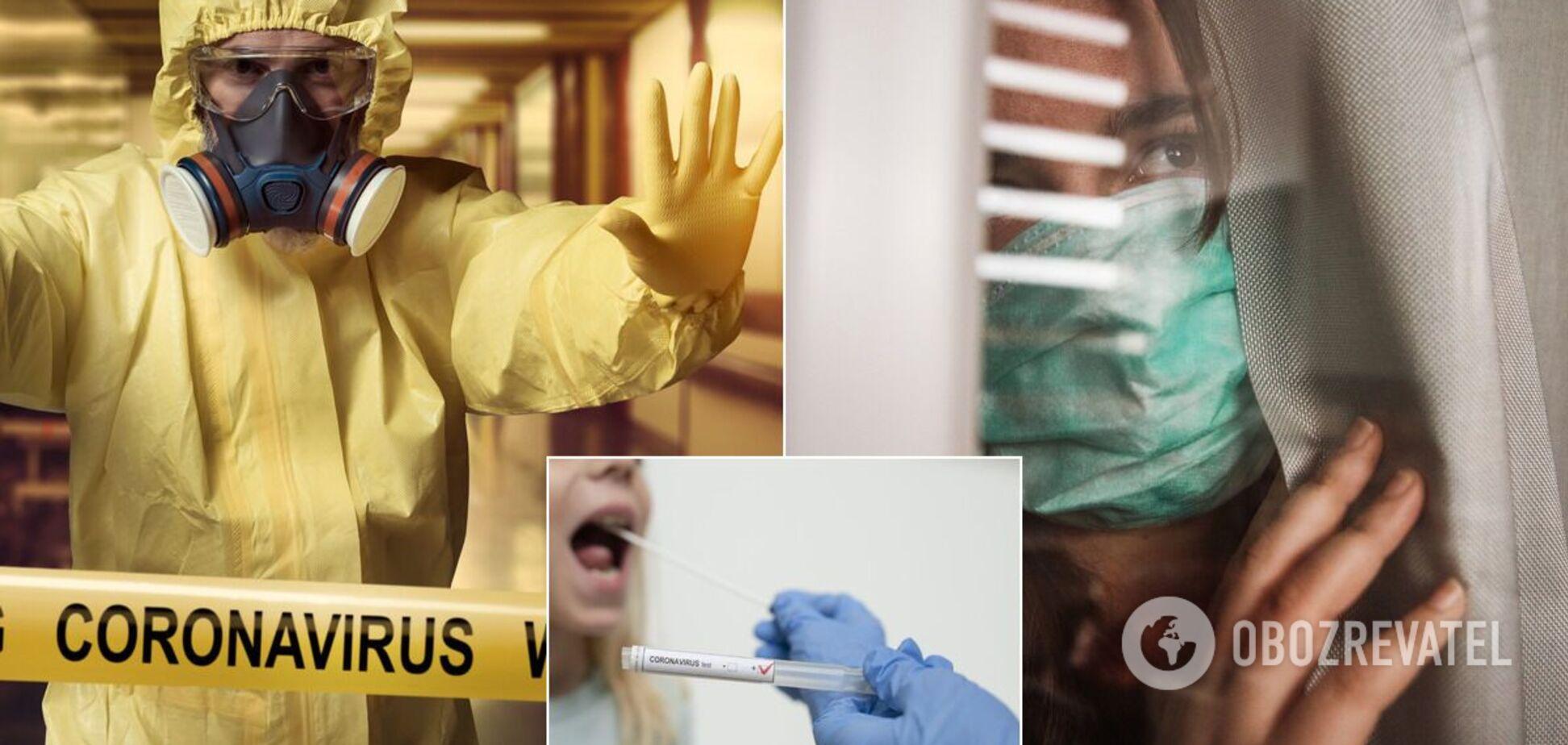 Коронавирусом в Украине заболели более 400 тысяч человек
