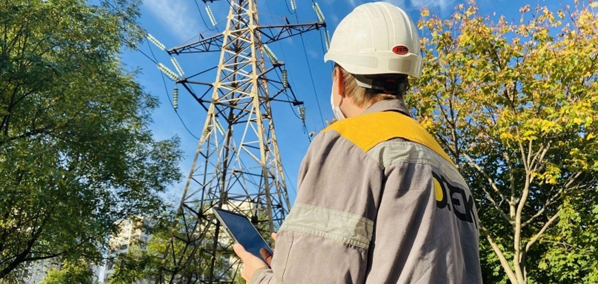 ДТЭК инвестирует почти 190 млн в развитие энергоинфраструктуры Киевщины