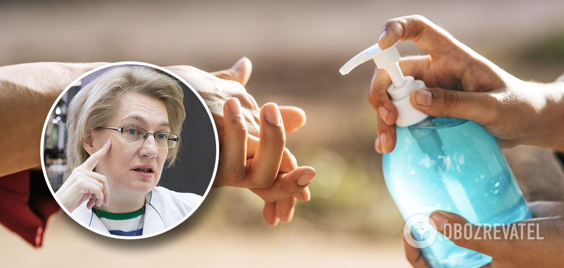 Голубовська: у коронавірусу є три сценарії, Україна піде за одним із них