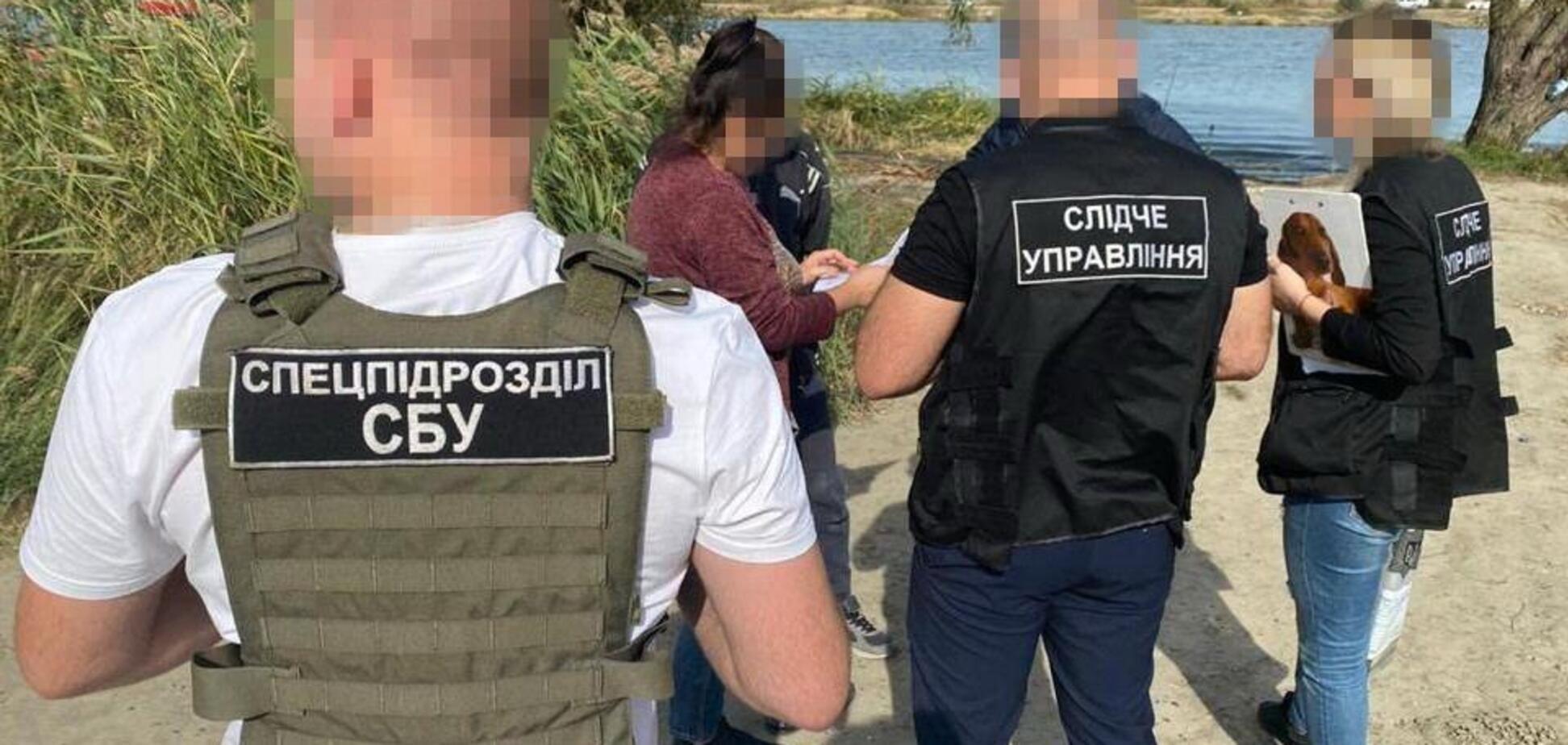 Названо найбільш резонансні жовтневі справи СБУ в Одеській області