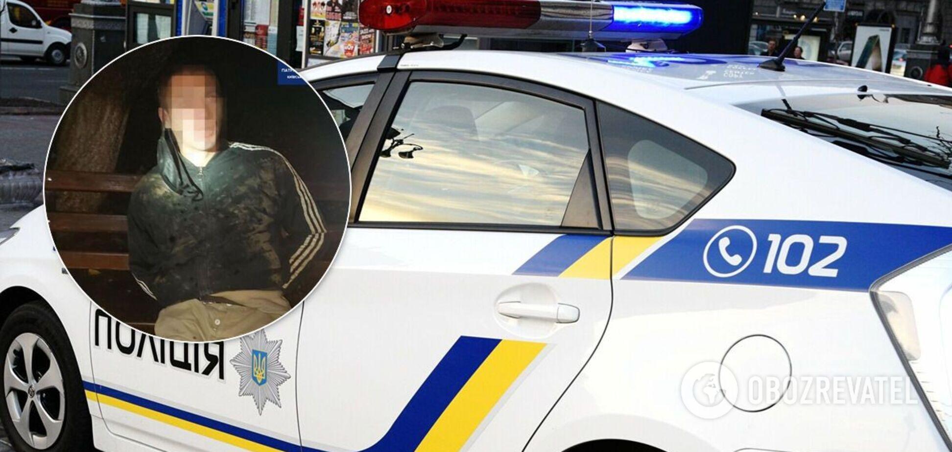 Поліція затримала підозрюваного у спробі зґвалтування