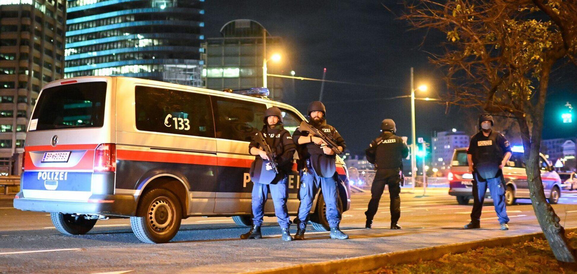 Стрілянину у Відні офіційно назвали терактом