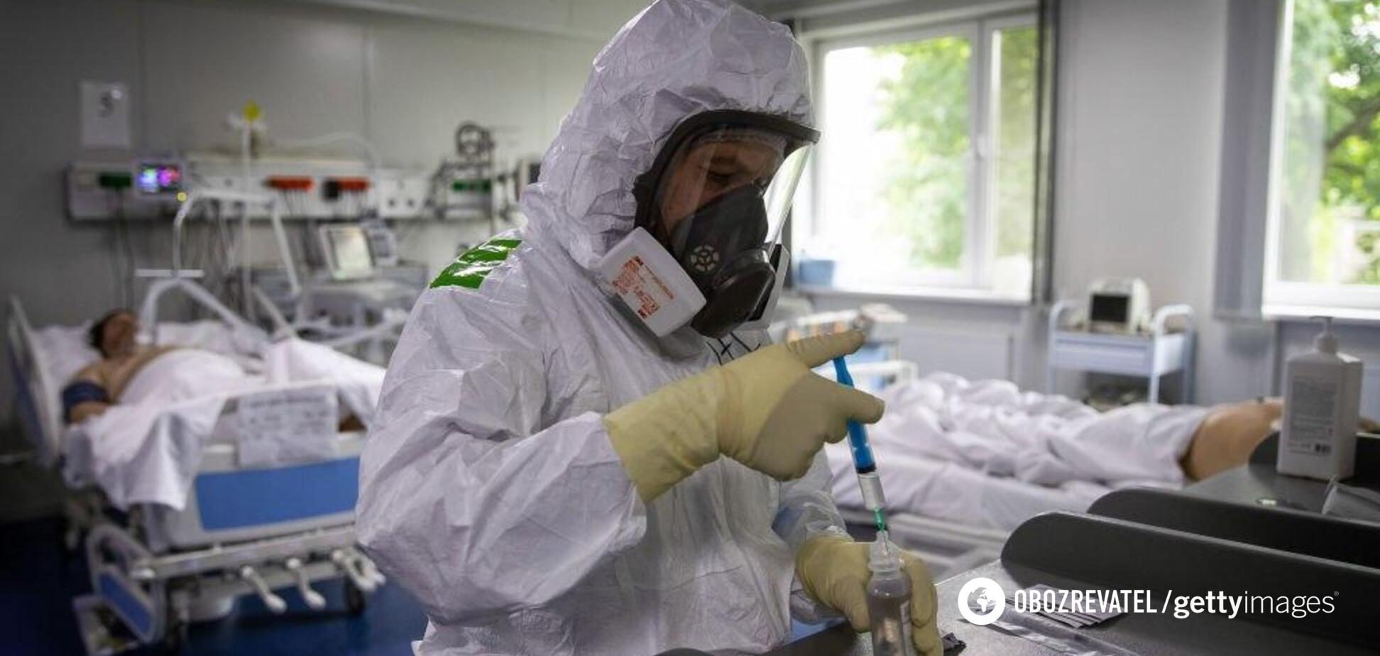 В Україні розгорнуть польові шпиталі для боротьби з COVID-19