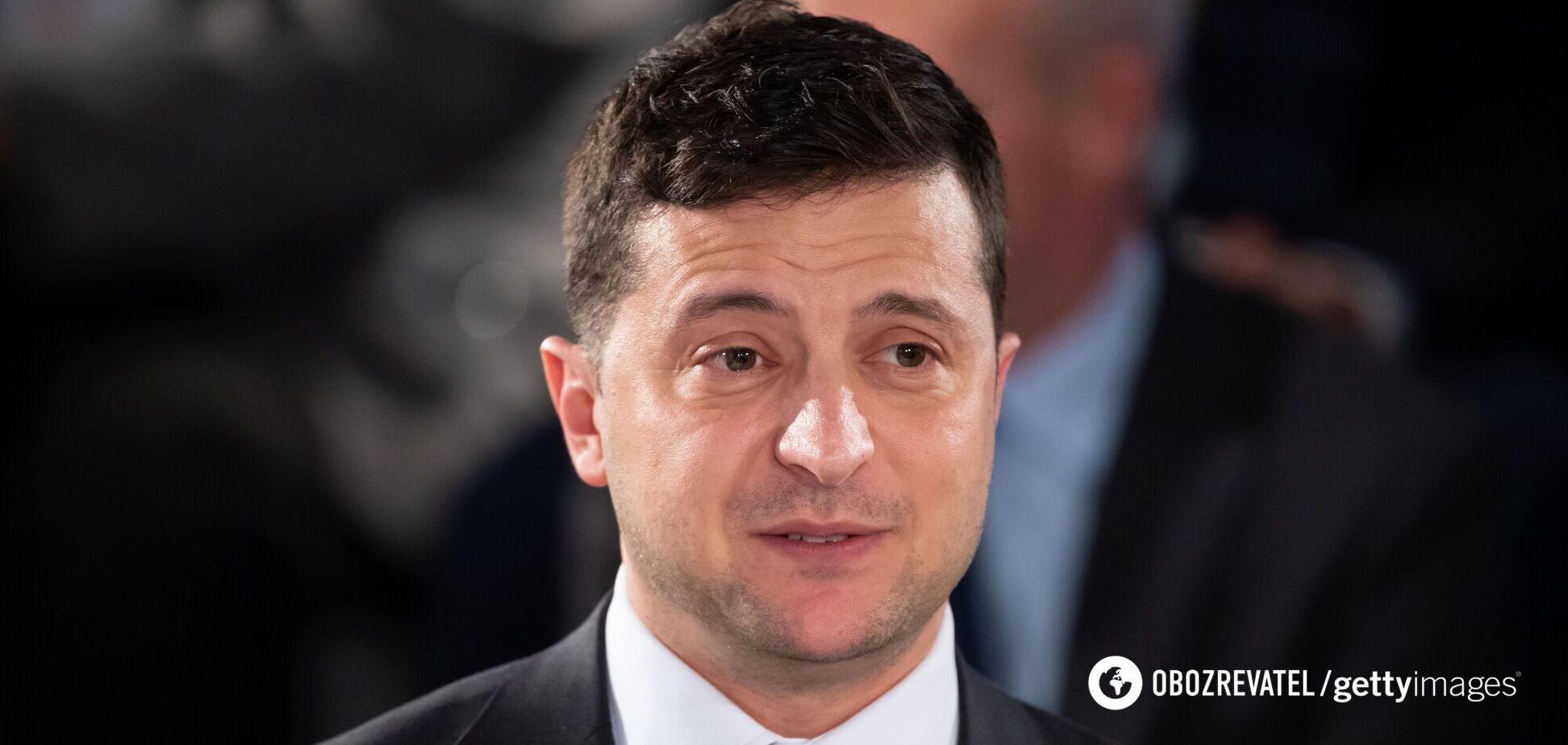 Зеленський назвав одну з політсил 'Майбахом'