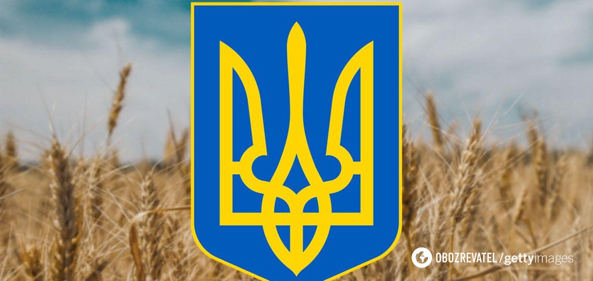 Украинский герб – идеален. Как можно улучшить идеал?