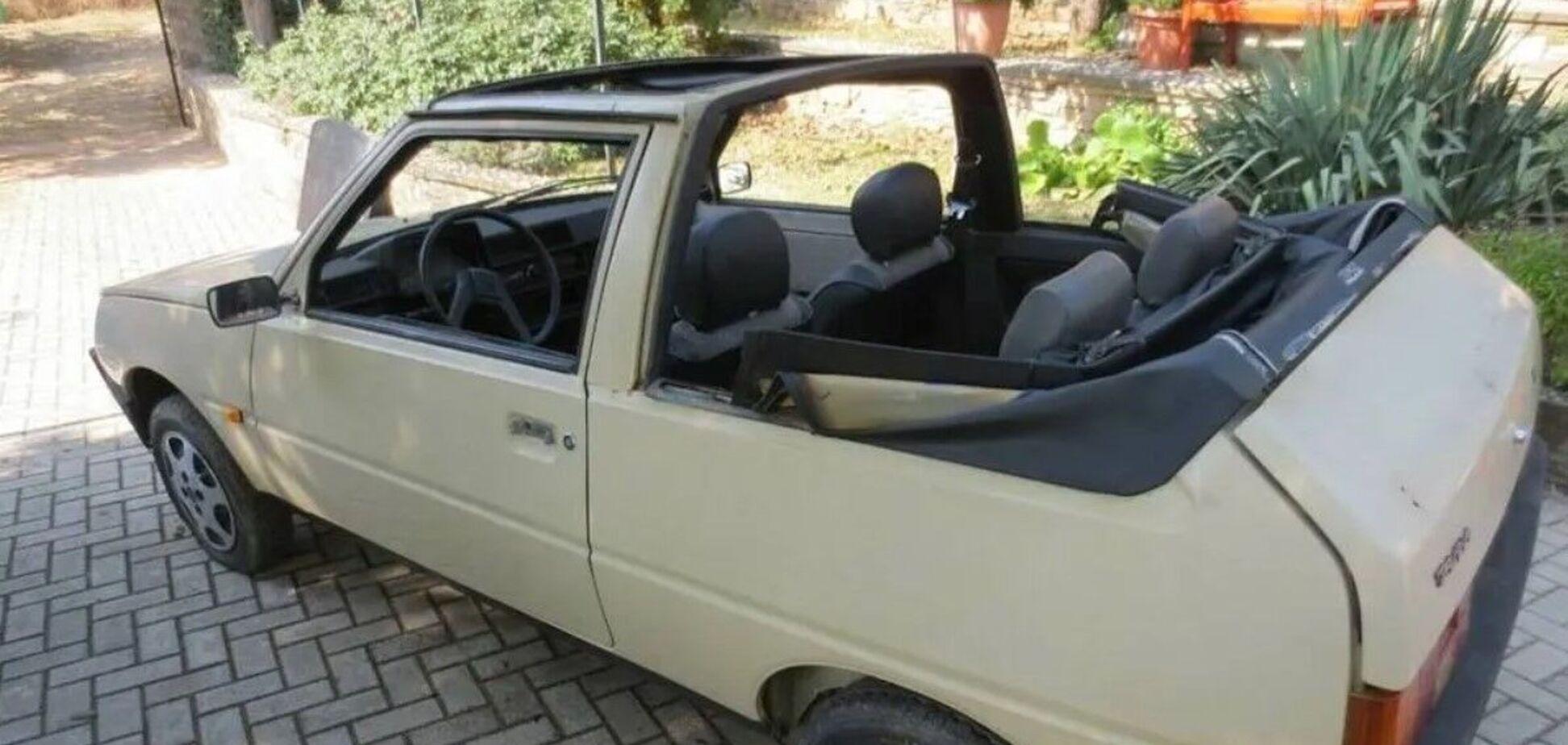 Легендарному украинскому авто исполнилось 33 года