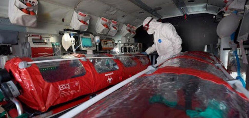 Эпидемия коронавируса в Беларуси усиливается