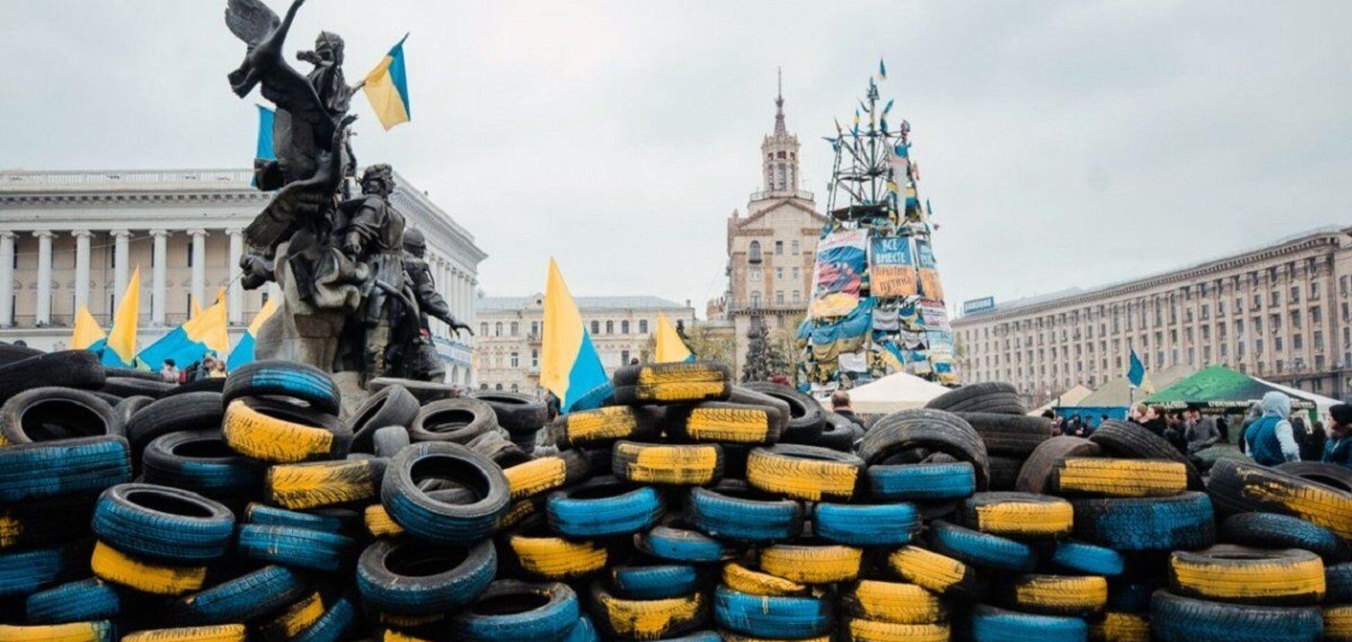 Годовщина Евромайдана во время карантина выходного дня: стал известен план мероприятий в Киеве