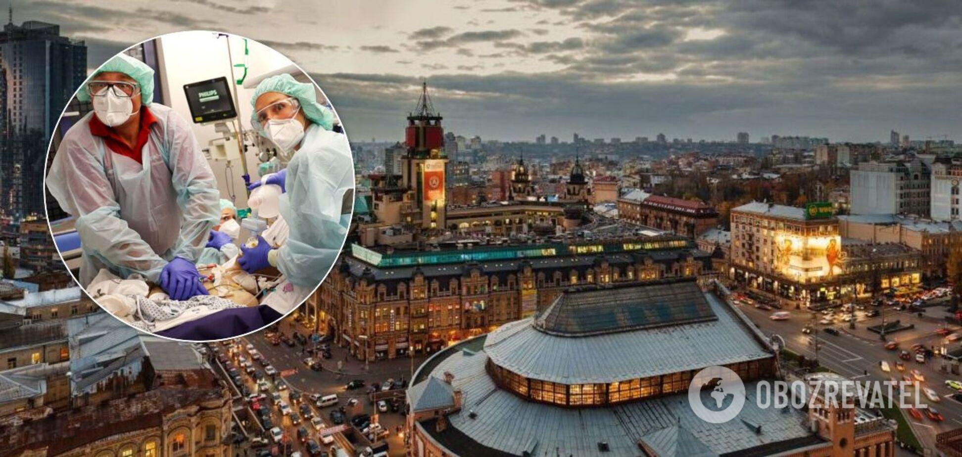 На Новый год в Украине будут десятки тысяч больных COVID-19, – экс-замглавы МОЗ