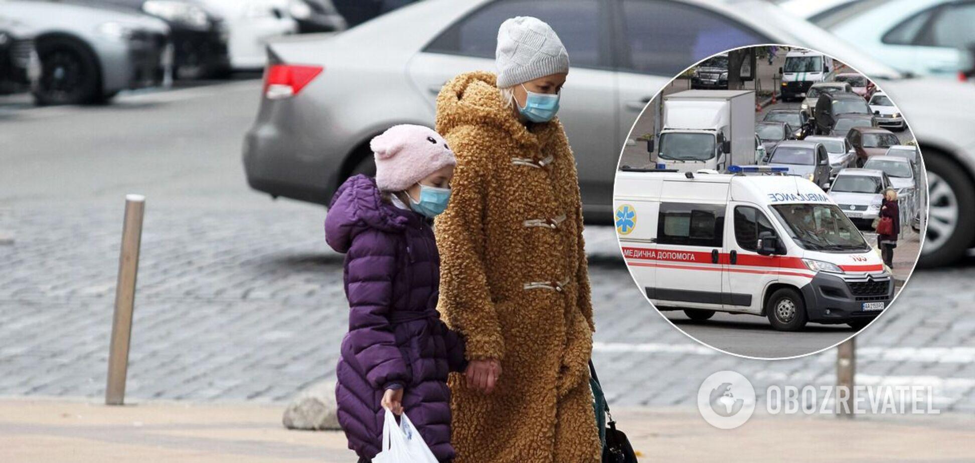 Коронавірус сьогодні в Києві