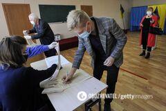 Зафіксовано перші порушення на виборчих дільницях