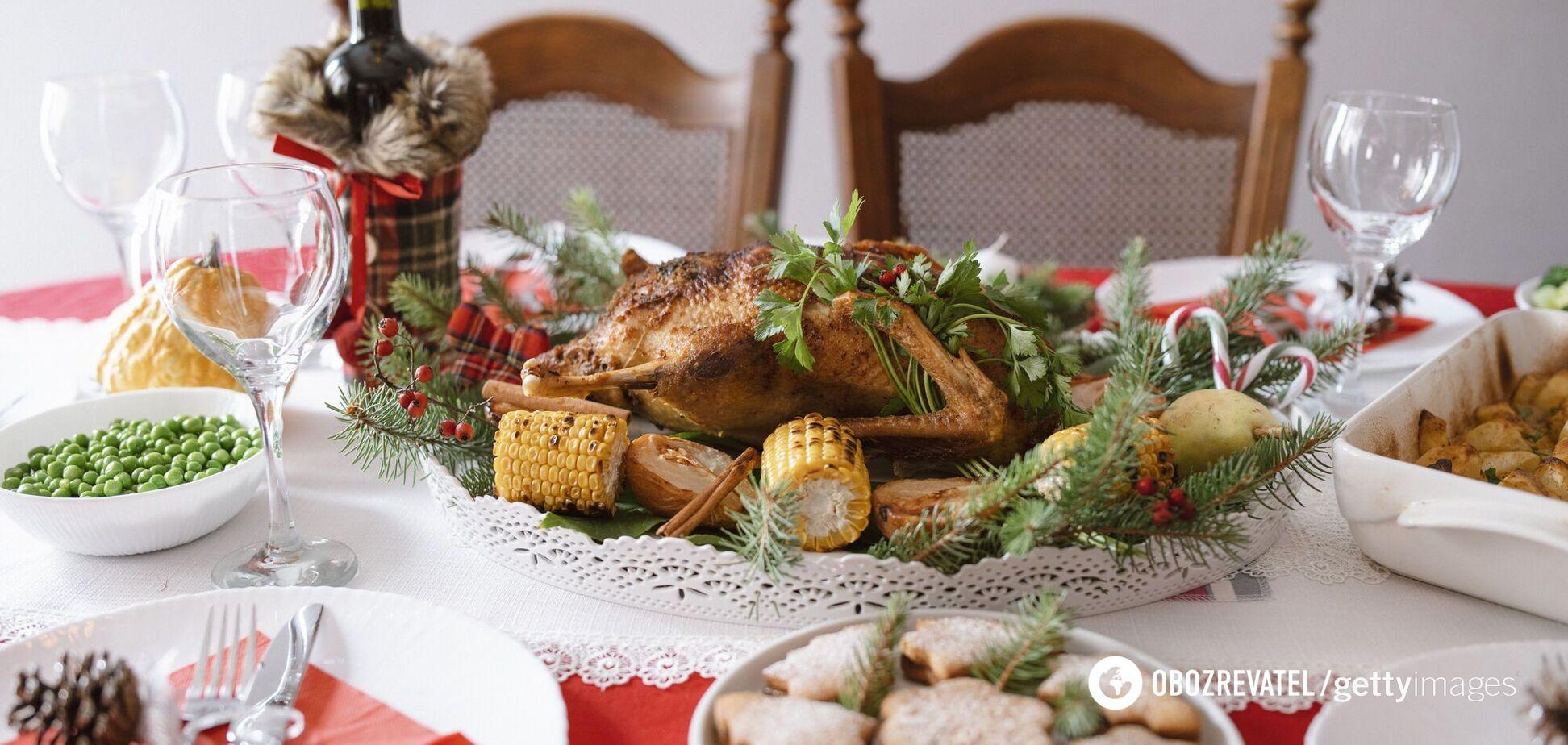 Рецепт святкової качки