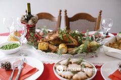 Рецепт праздничной утки
