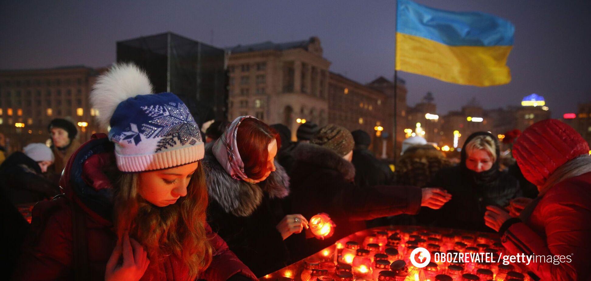 В ГБР сказали, сколько человек наказали за расстрелы на Майдане