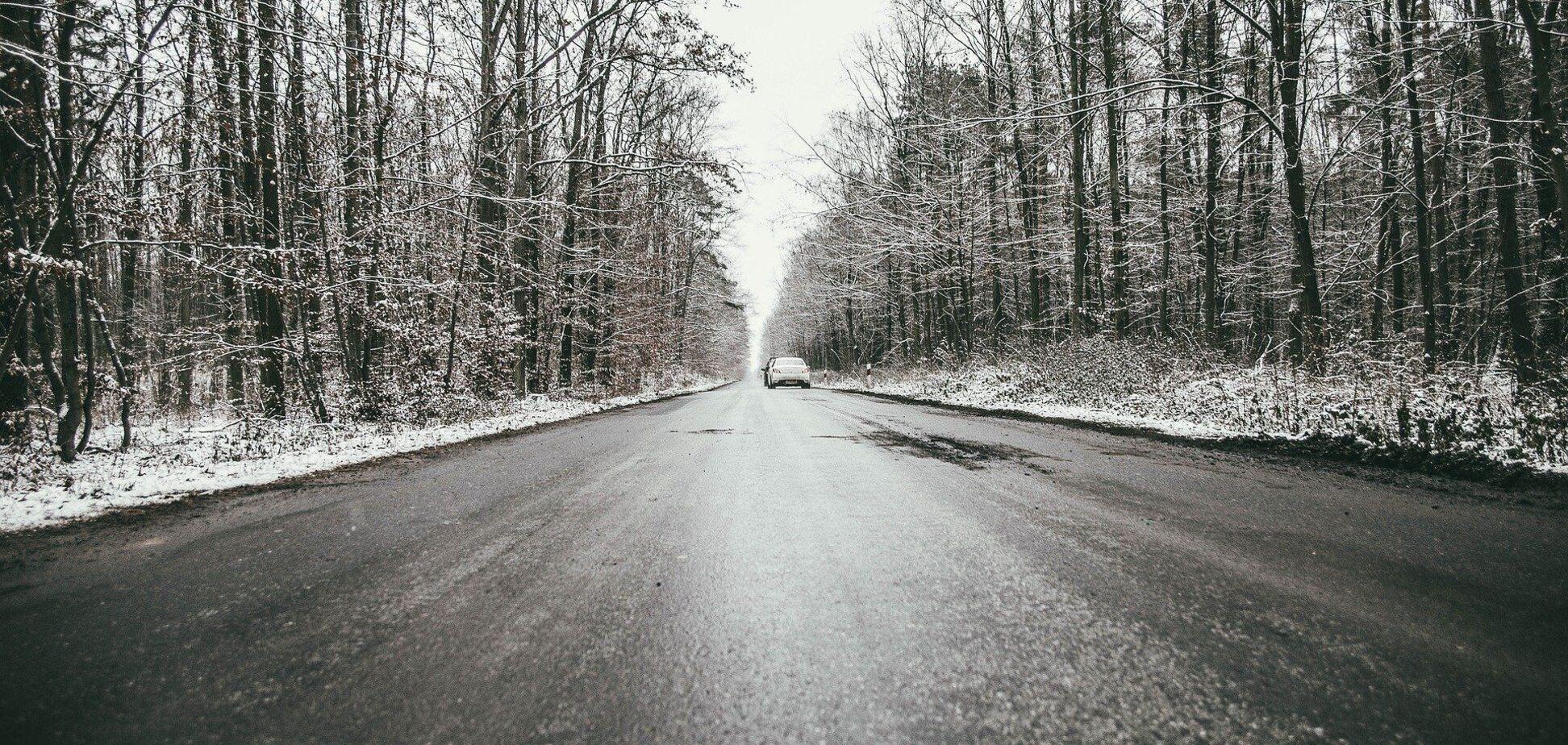 На выходных в Украине будут дожди, снег и гололедица