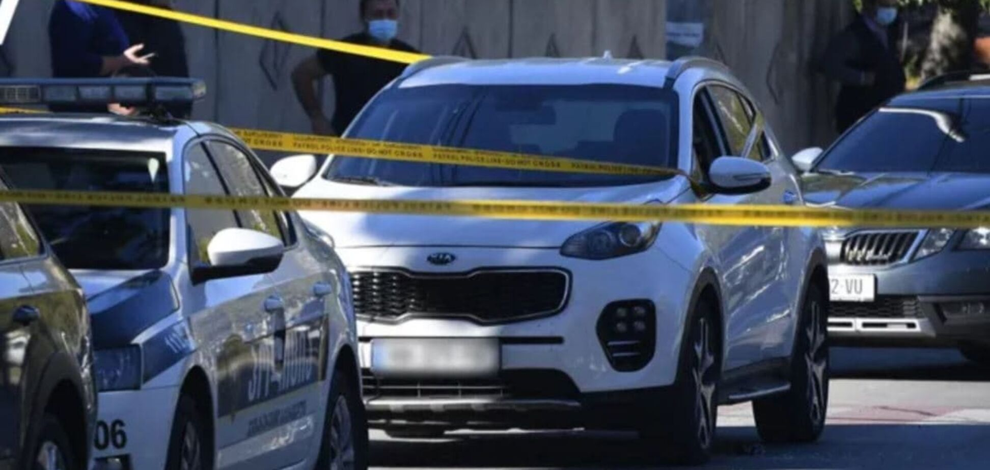 В Тбилиси захватили заложников