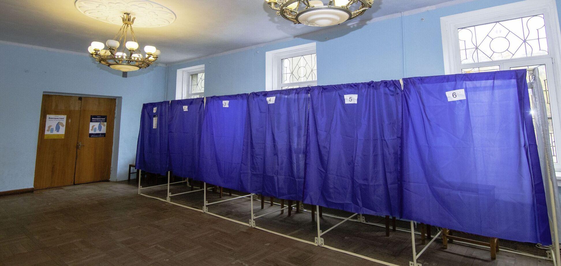 Голосування у Дніпрі проходитиме в безпечних умовах