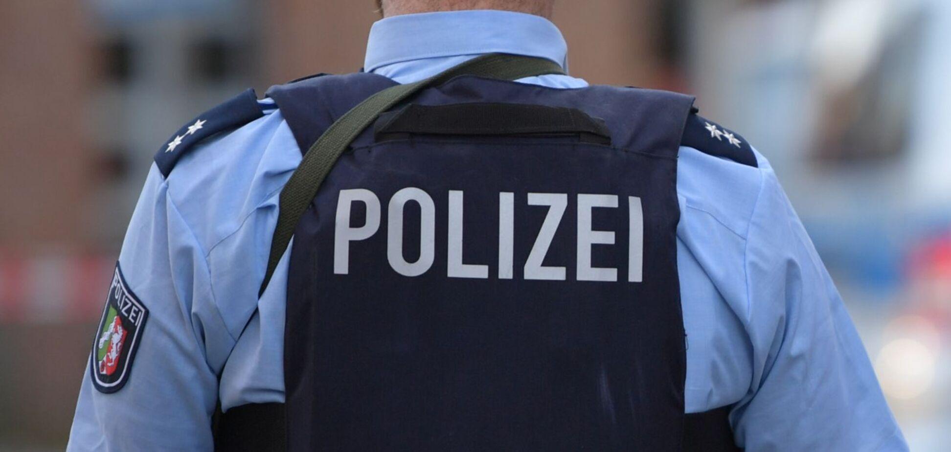 В Германии полиция арестовала подозреваемого в каннибализме