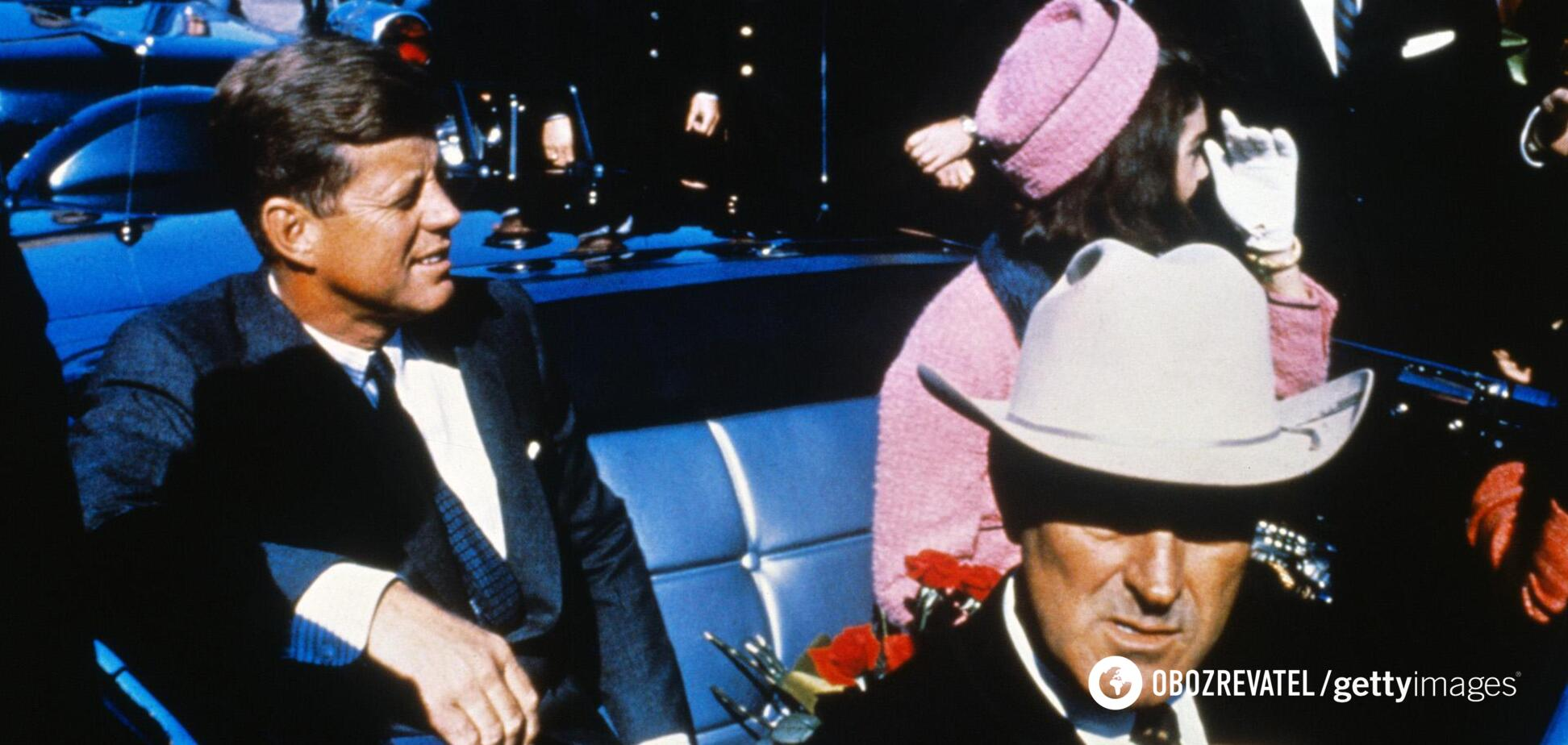 Кеннеди был 35-м президентом США