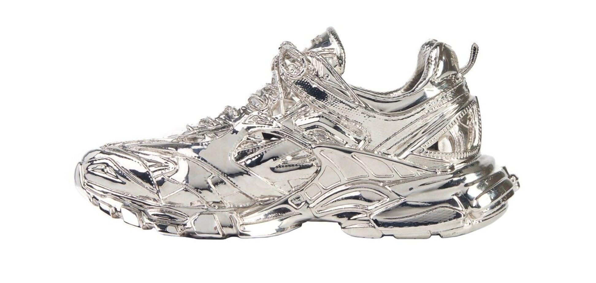 Известный бренд выпустил кроссовки за 5750 долларов: как они выглядят