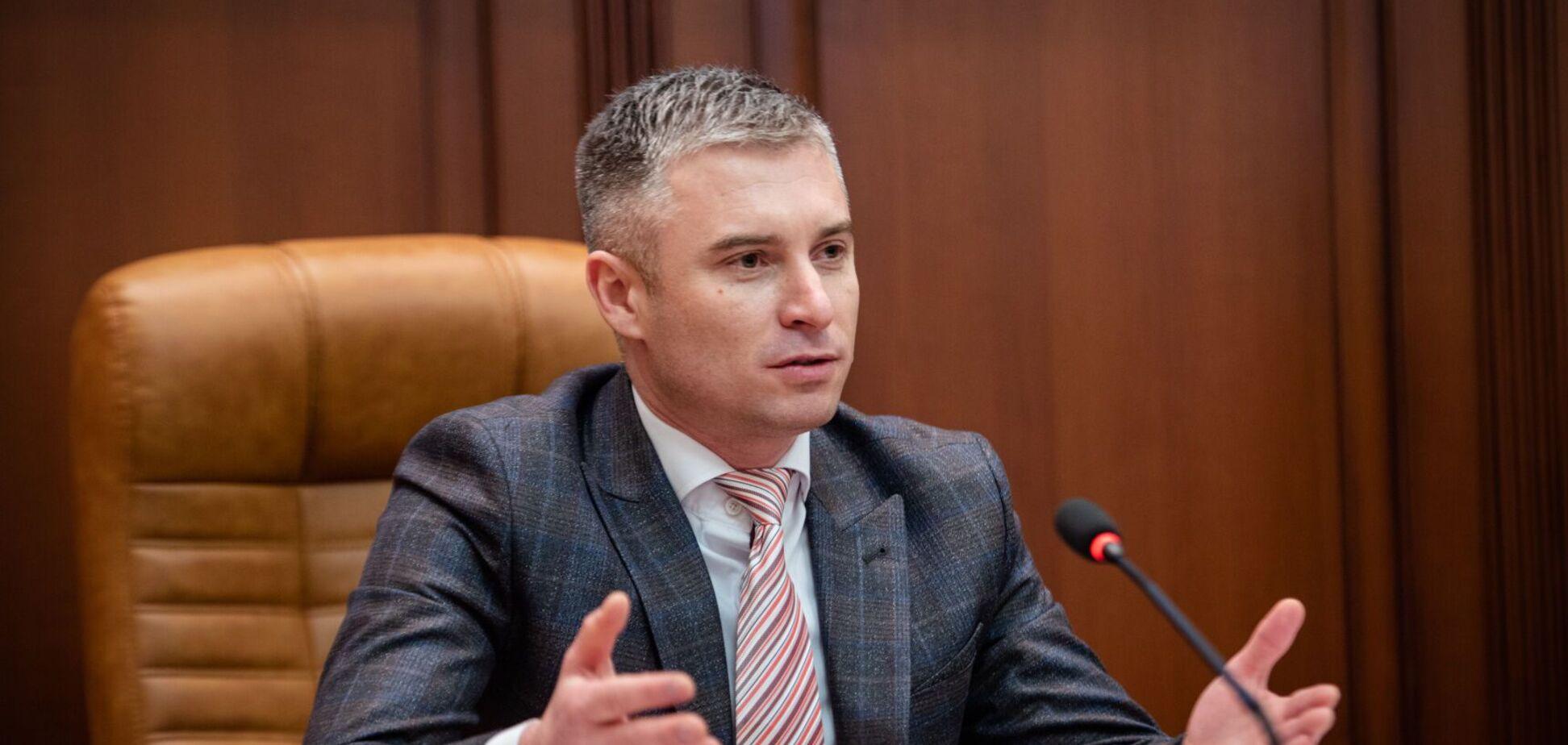 Олександр Новіков, НАЗК