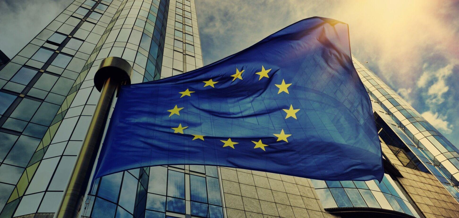 Торговля Украины с ЕС