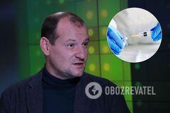 Украина получит 8 млн доз вакцины, но в аптеках ее не будет, – профессор Дубров