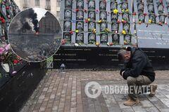 День Гідності та Свободи присвячено Євромайдану і Помаранчевій революції