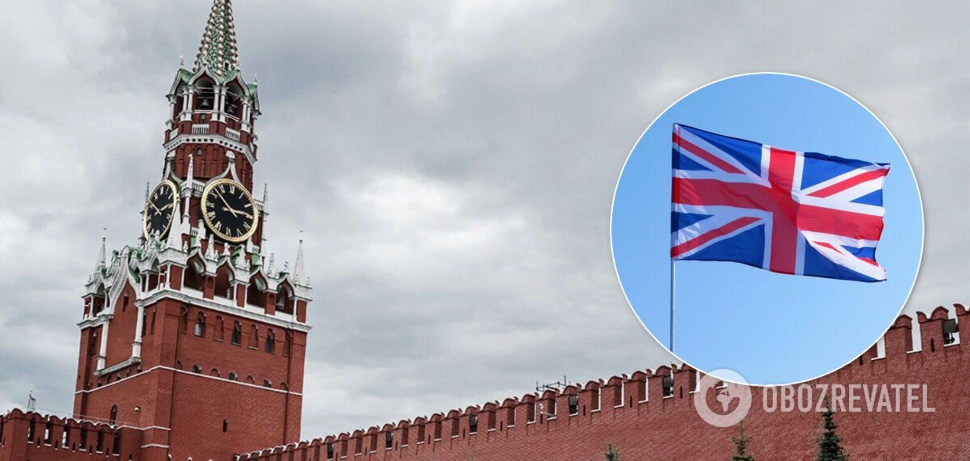 В России спустя полгода ввели ответные санкции против Британии