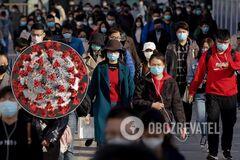 Китай поборов COVID-19 'кодом здоров'я' та запропонував його всьому світу