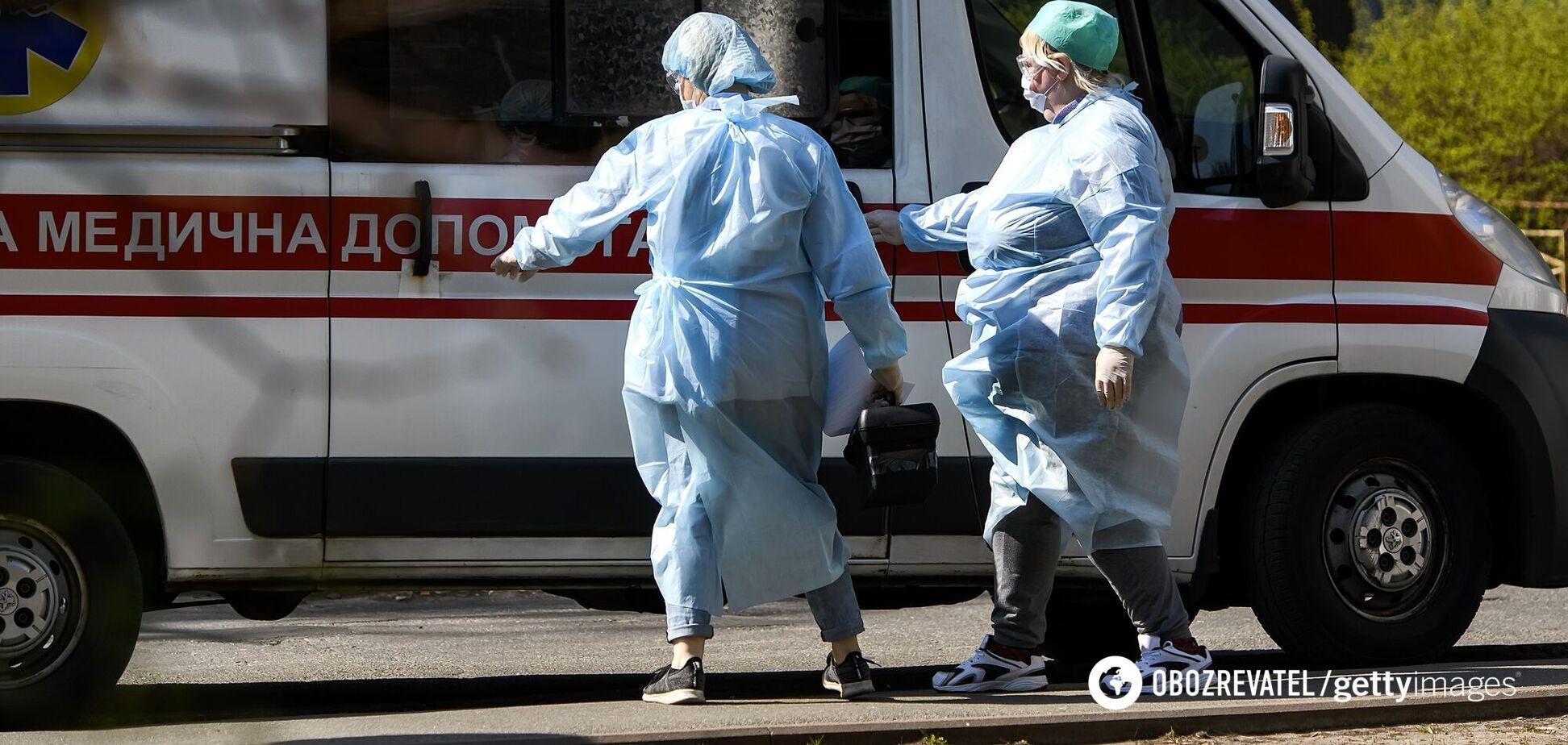 Тела будут лежать в приемных, – врач о росте в Украине числа заболевших COVID-19 до 20 тысяч за сутки
