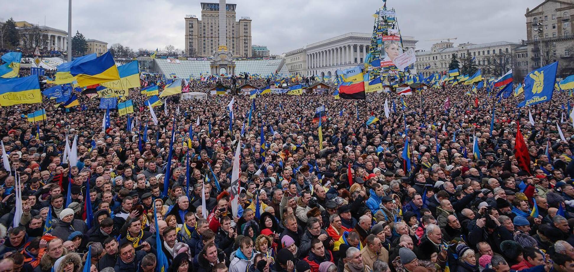 В Україні може статися третій Майдан через політичну кризу