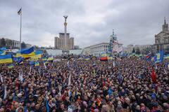 В Украине может случиться третий Майдан из-за политического кризиса