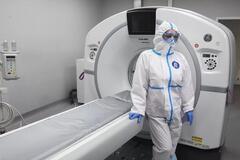 КТ при коронавирусе вредит: украинский врач сказал, какой аппарат купить домой