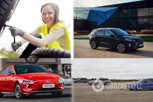 Готовимся к зиме, дешевые электрокары из Китая и гибридный Ford: дайджест недели