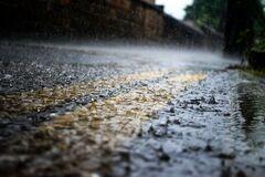 У понеділок в Україні очікуються дощі