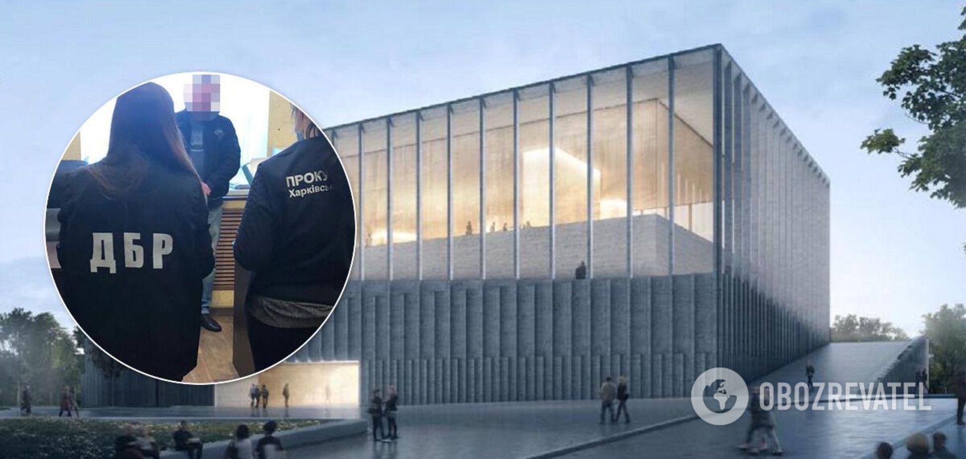 Обшуки в музеї Революції Гідності: директор розповів, куди поділися гроші на будівництво