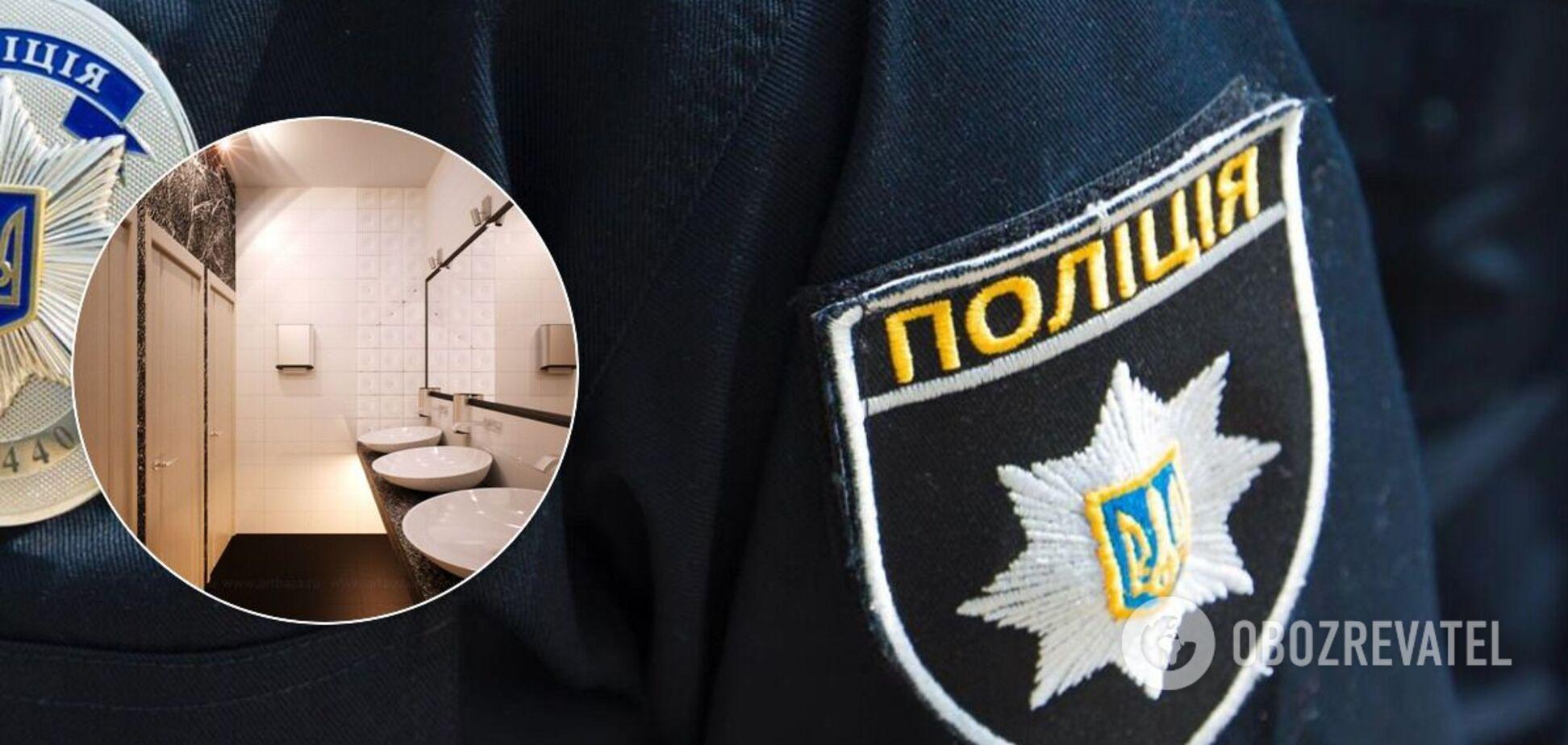 В Киеве у ресторана нашли мертвой полураздетую девушку. Фото и видео