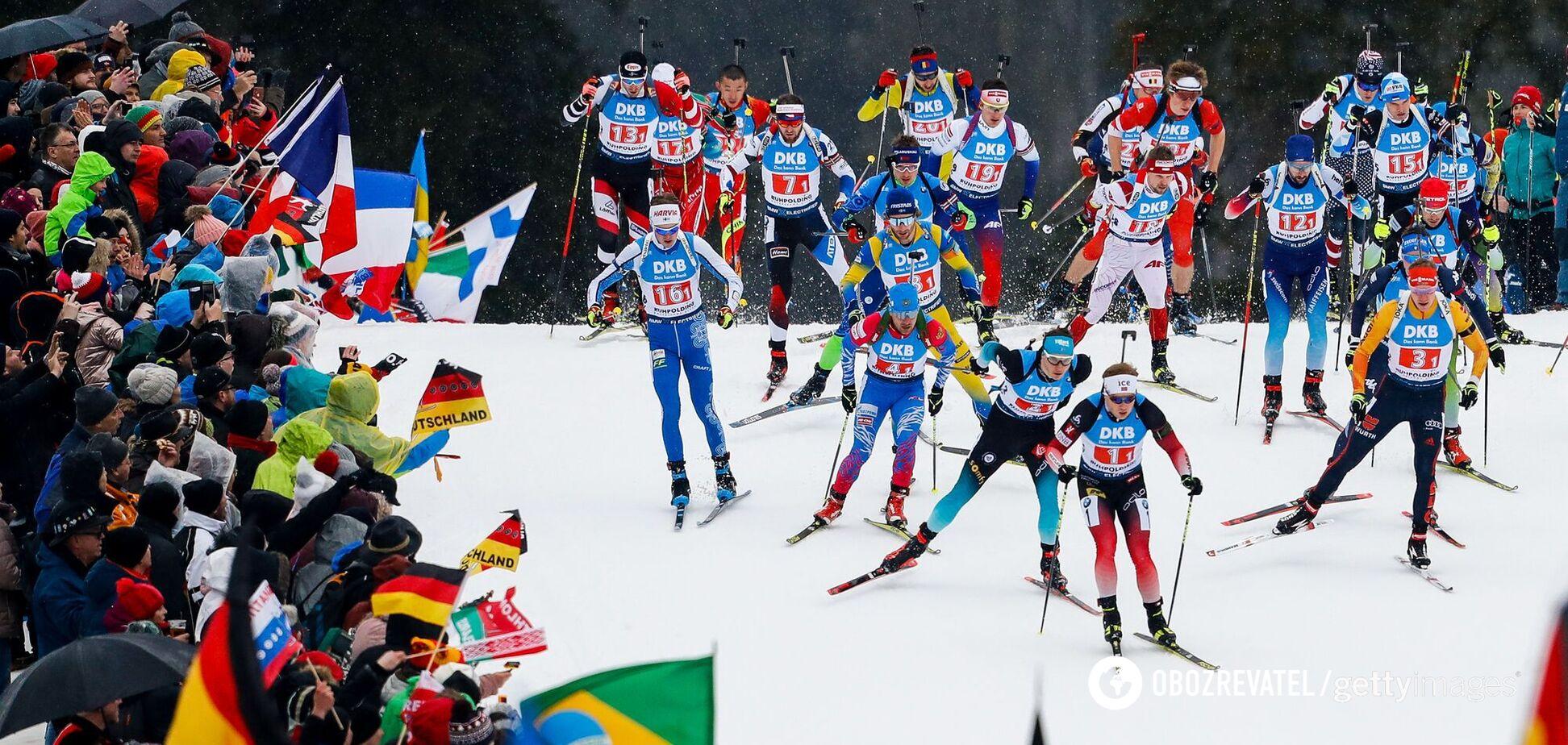 Кубок світу з біатлону