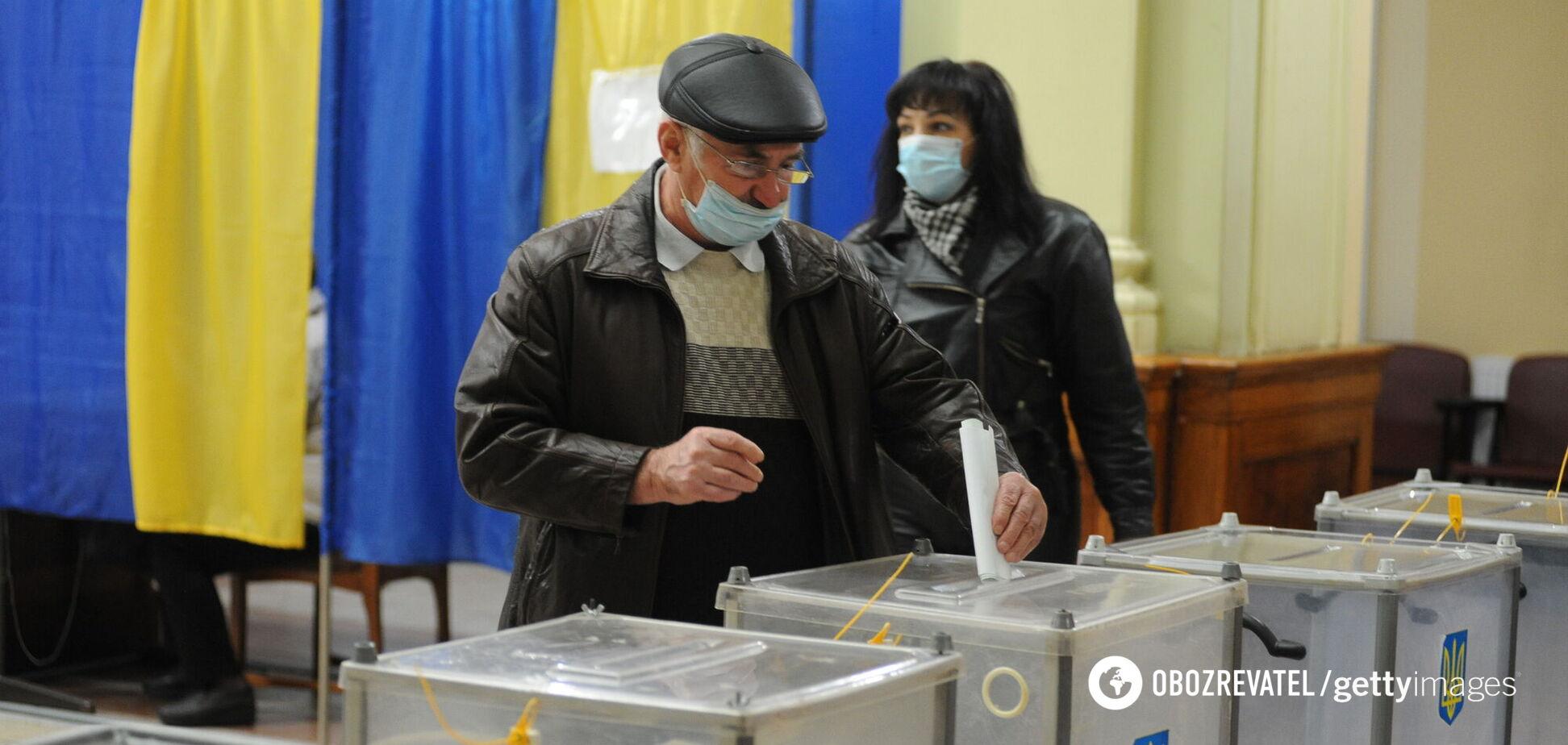 Оголошено попередні результати виборів в Ужгороді