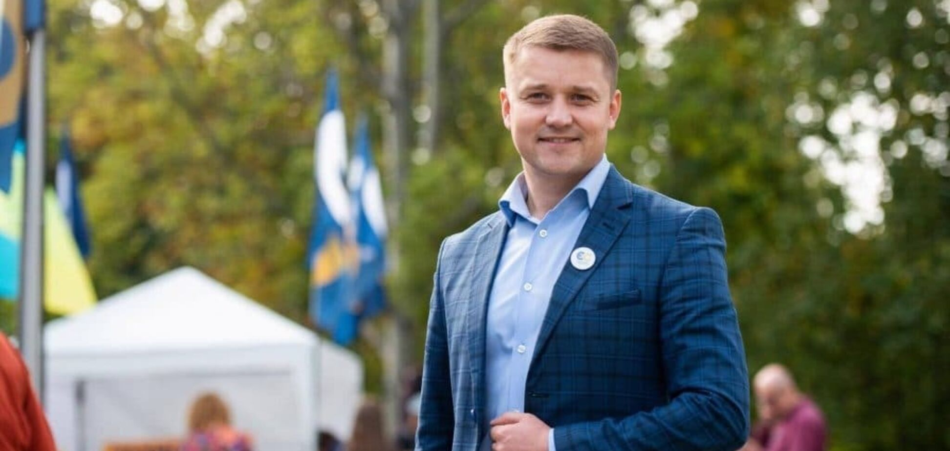 Третьяк выигрывает выборы мэра Ривне – подсчет 'ЕС'