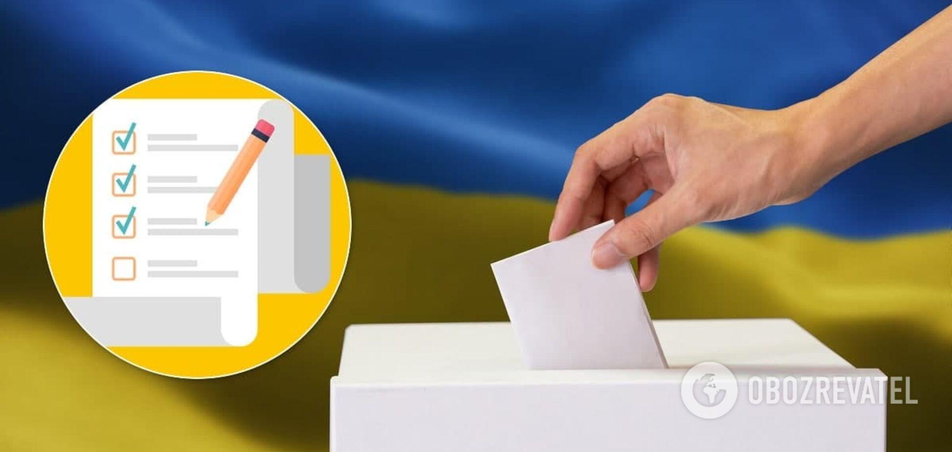 В Украине завершился второй тур выборов