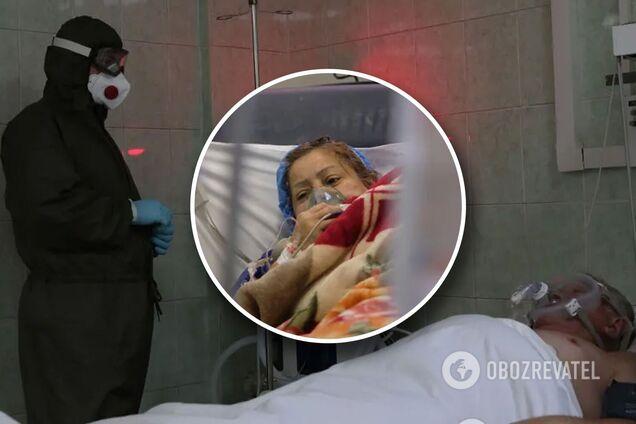 Очереди возле моргов, не хватает лекарств: что происходит с лечением COVID-пациентов на Прикарпатье